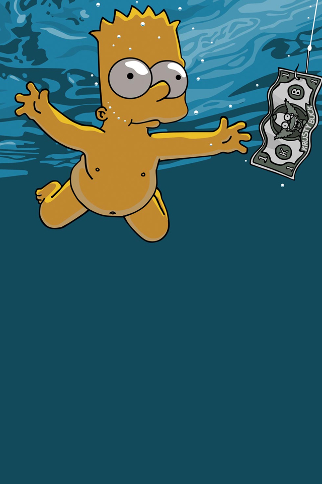Simpson Wallpaper Iphone