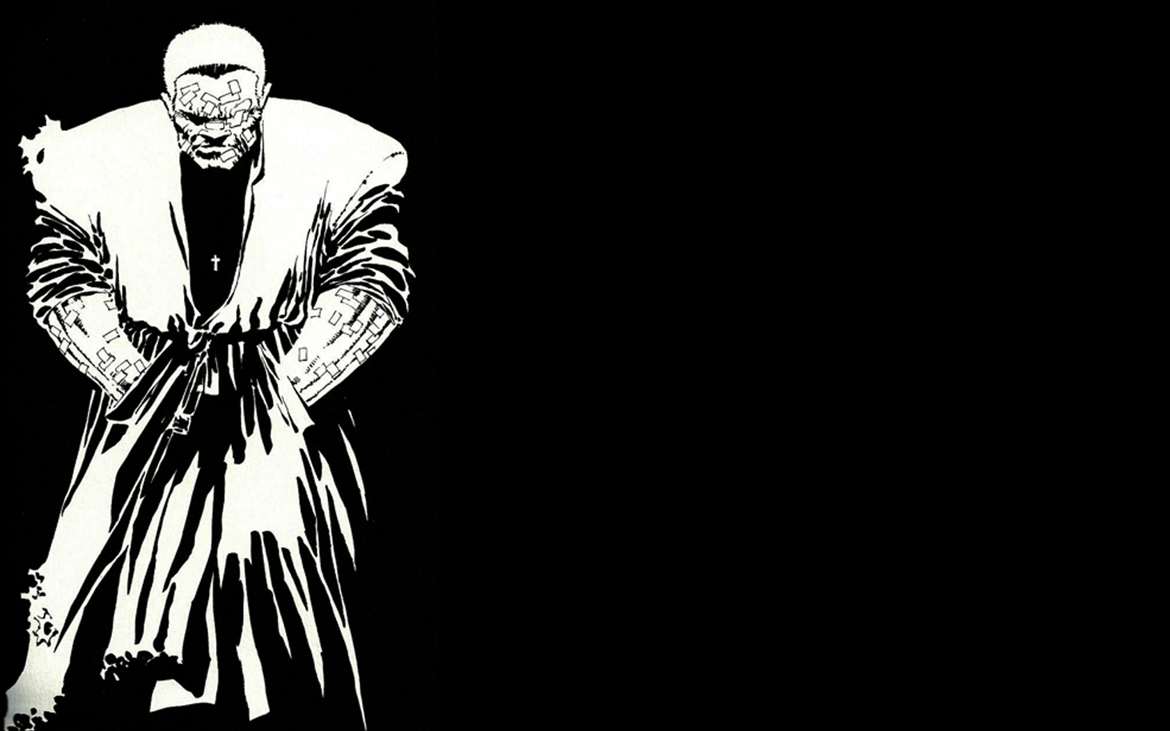 Sin City Comic Wallpaper