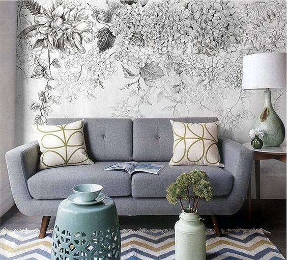 Size The Walls Before Wallpaper