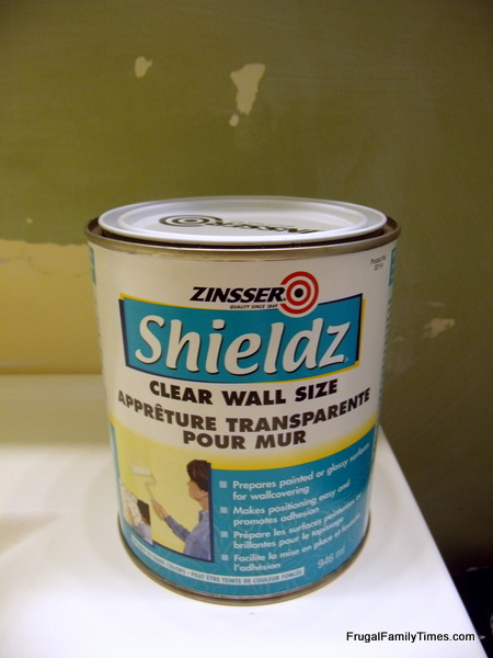 Size Walls Before Wallpapering