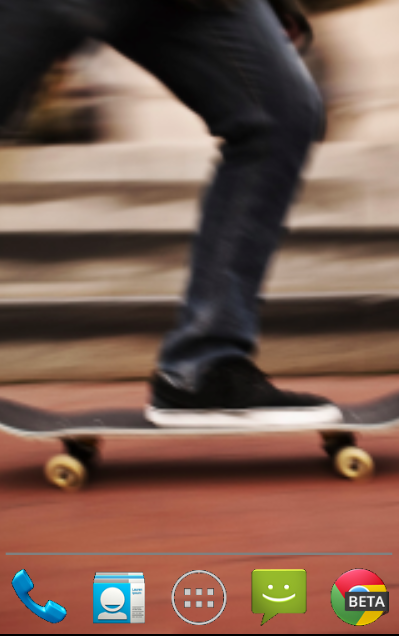 Skateboard Live Wallpaper