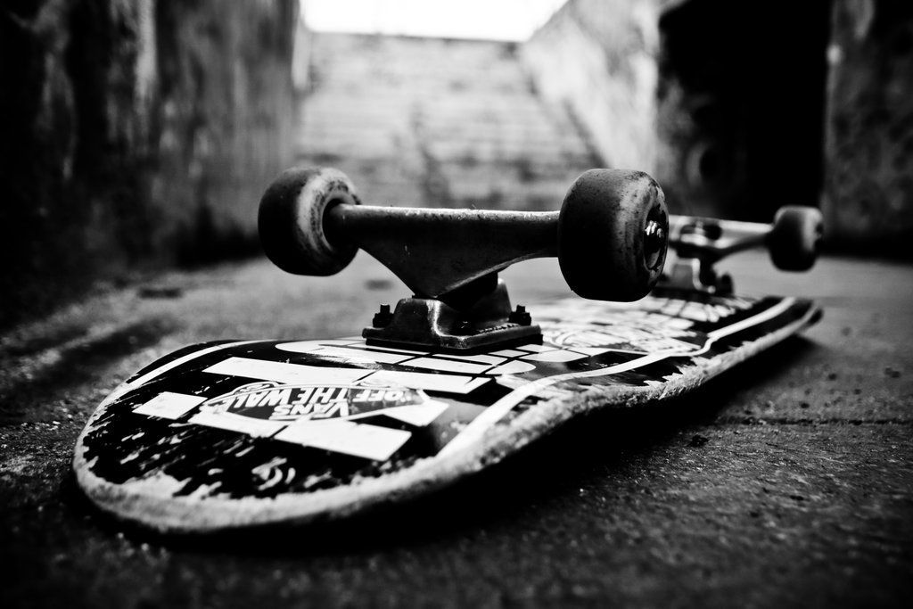 Skateboarding Wallpaper