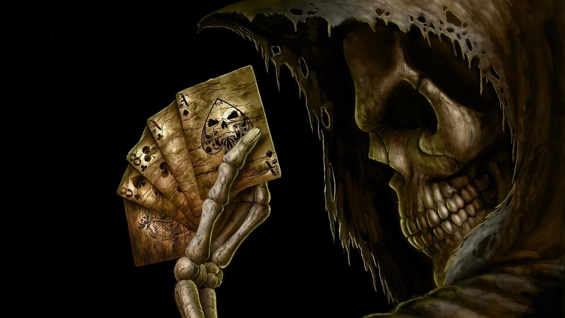 Skull HD Wallpaper Download