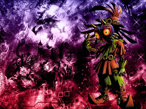 Skull Kid Wallpaper: Download Skull Kid Wallpaper Gallery