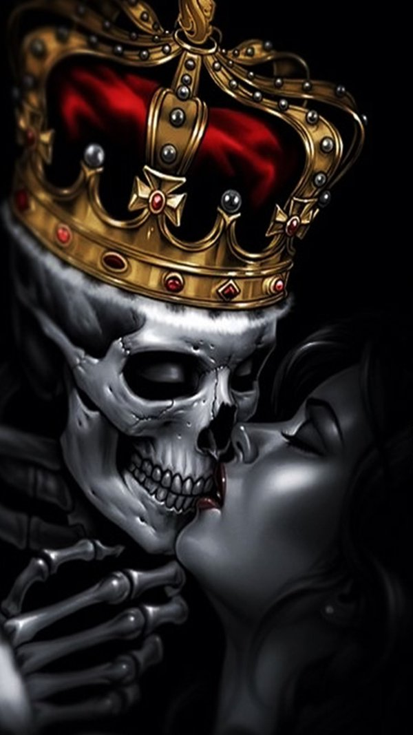 download skull king wallpaper gallery