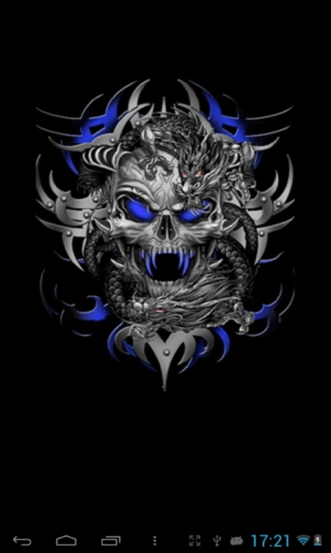 Skull Live Wallpapers