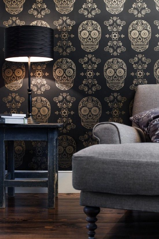 Skull Wallpaper For Walls