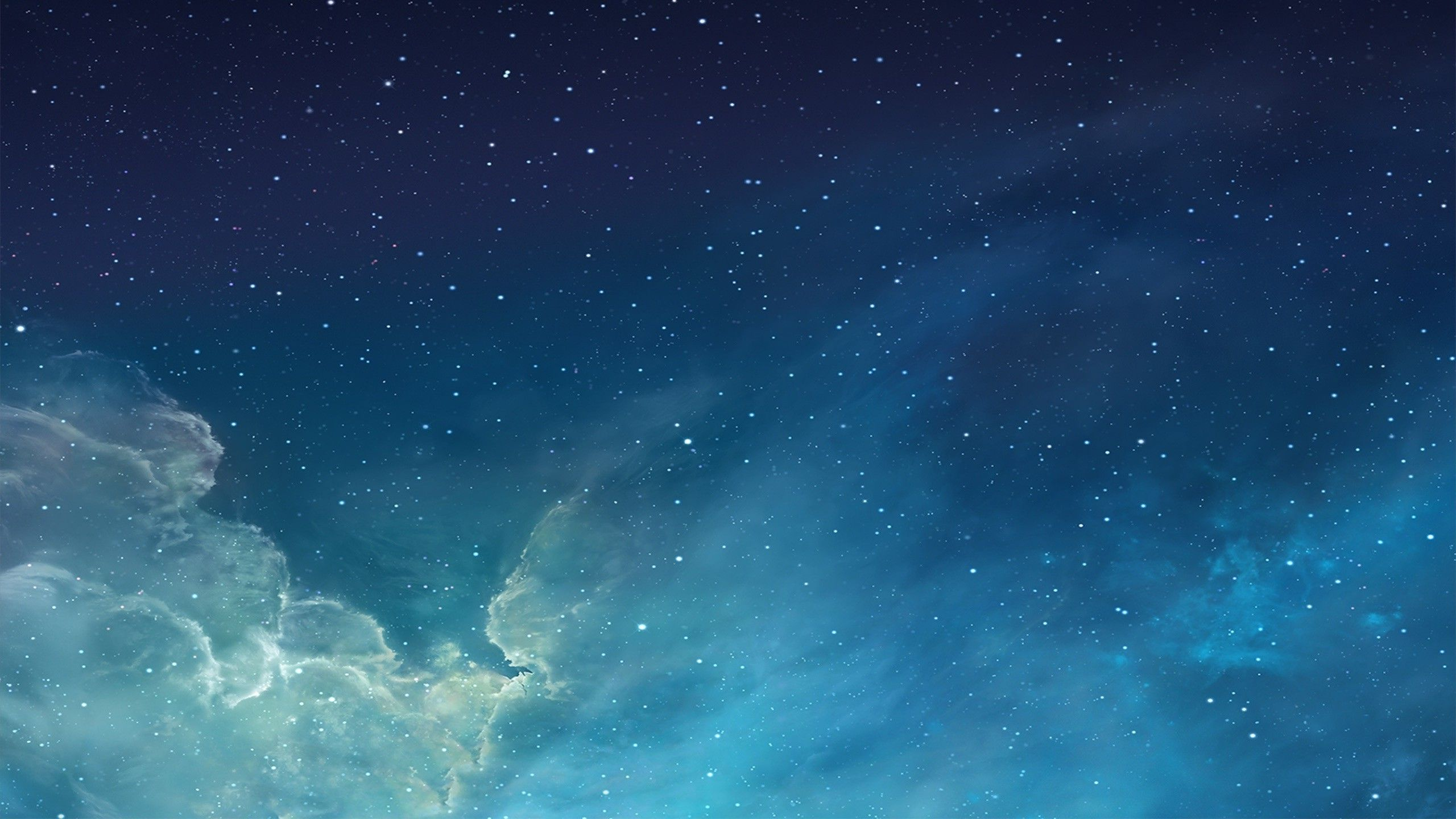 Sky With Stars Wallpaper