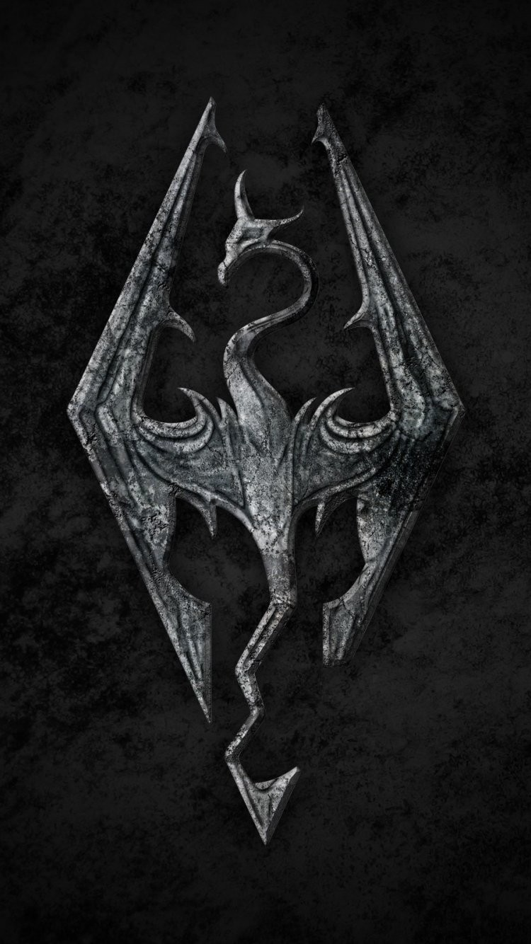 Skyrim Iphone Wallpapers