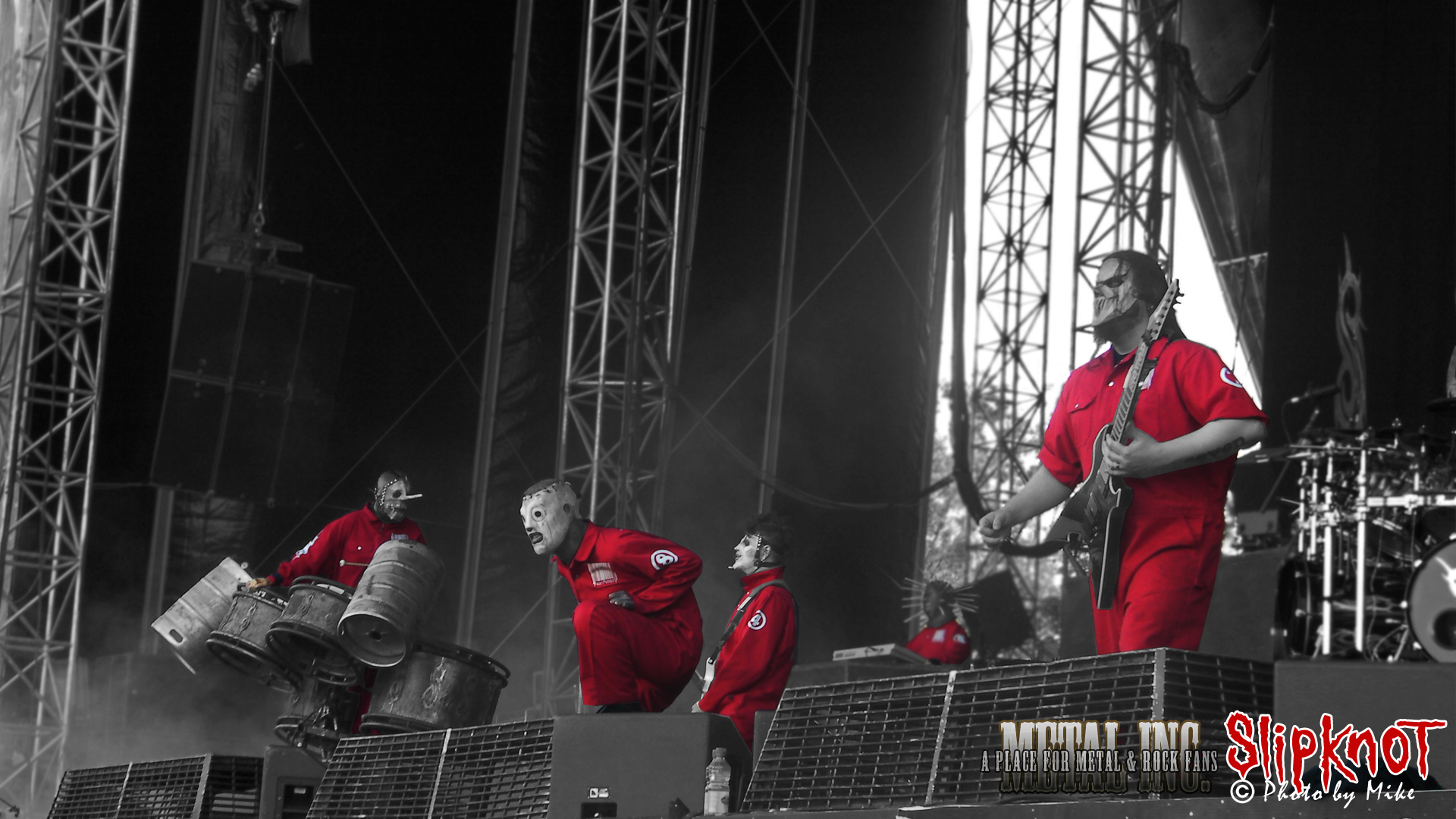 Slipknot Live Wallpaper