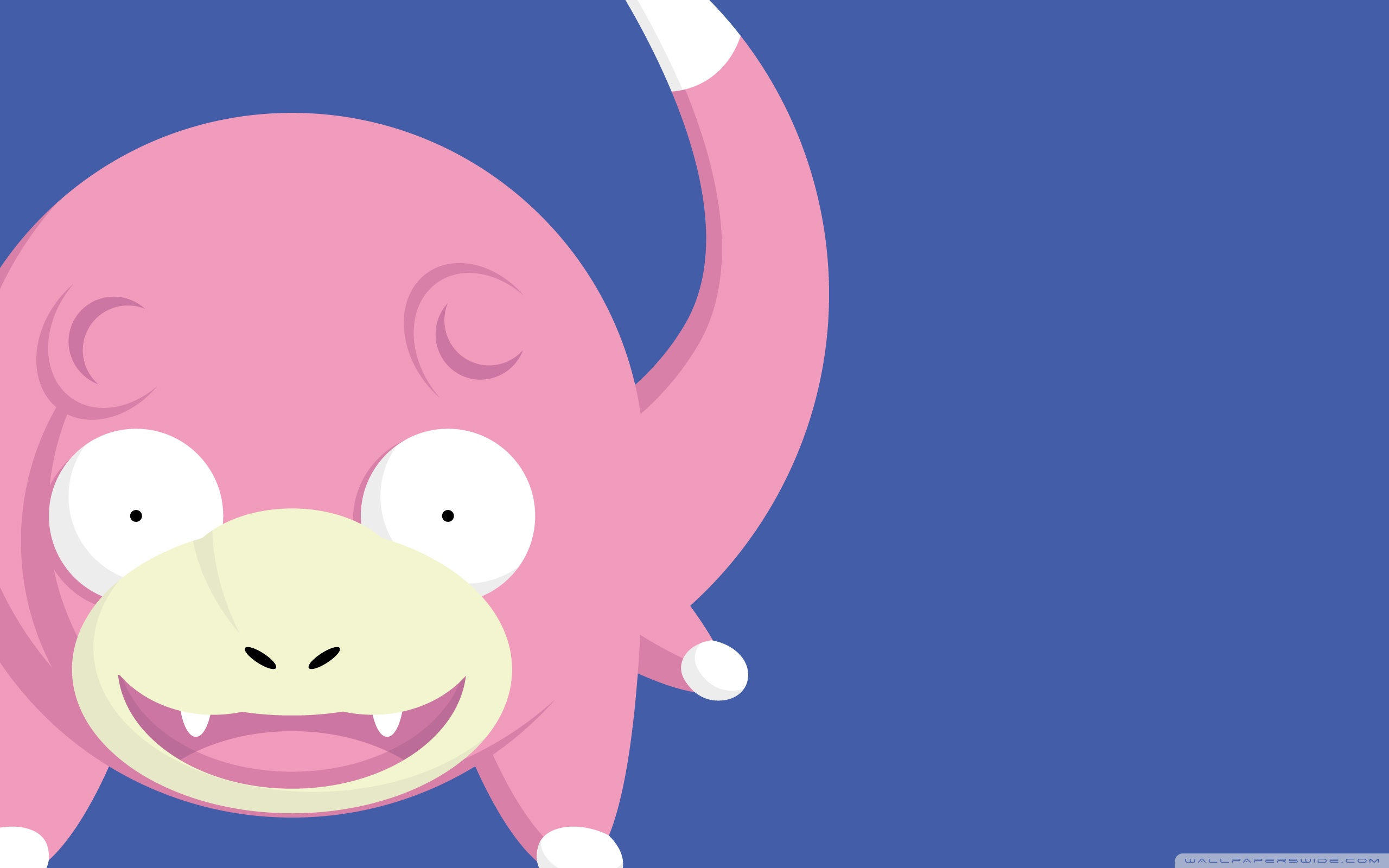 Slowpoke Wallpaper
