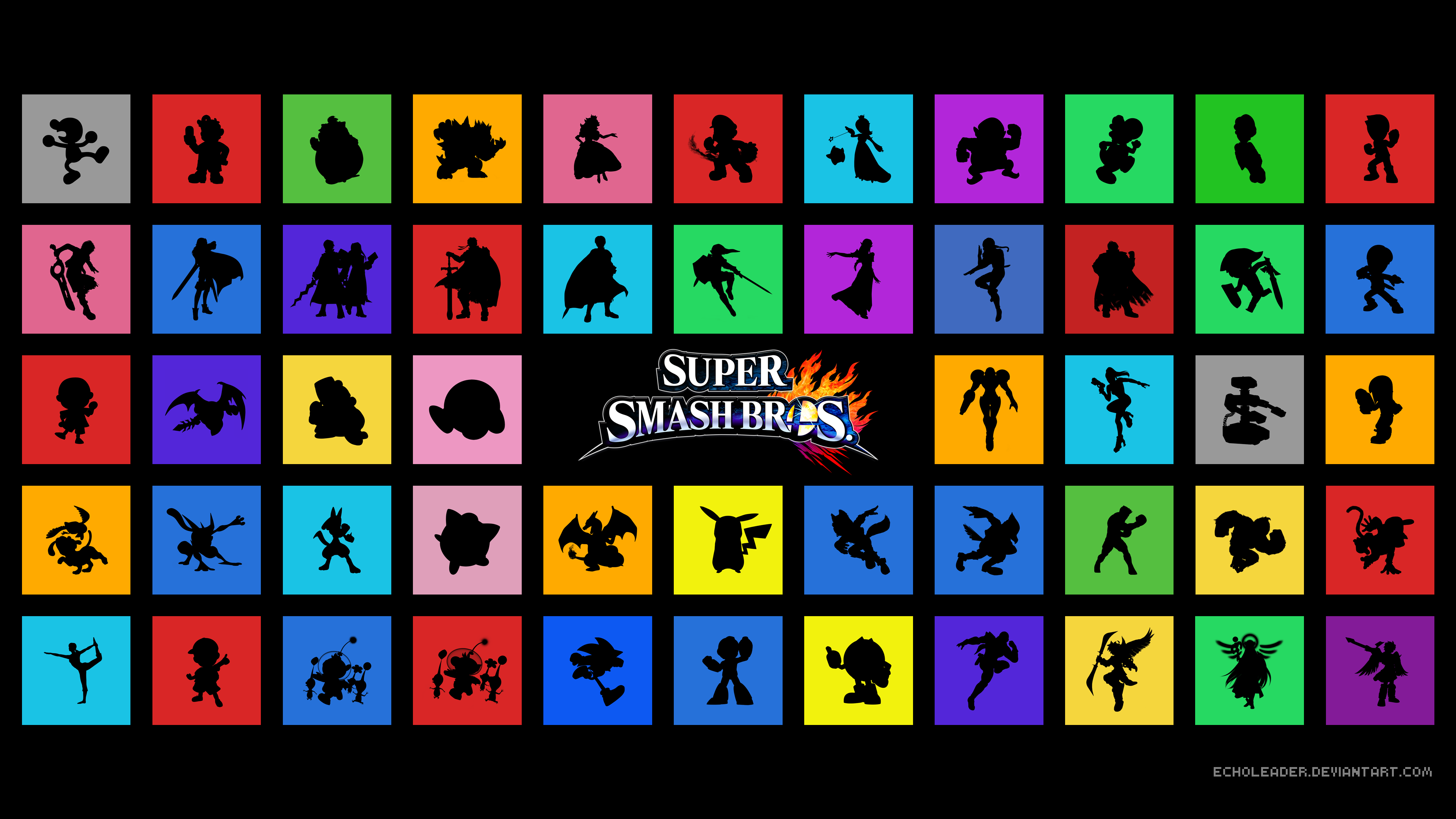Smash Bros Wallpapers