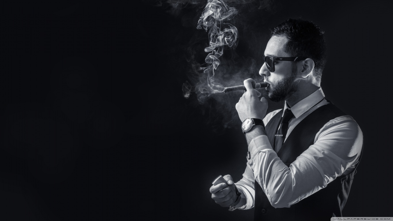 Smoking Wallpaper HD