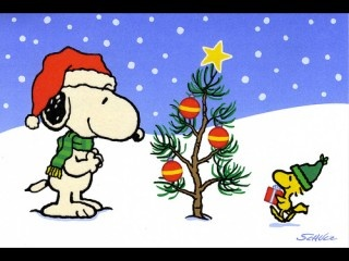 Snoopy And Woodstock Christmas.Download Snoopy And Woodstock Christmas Wallpaper Gallery