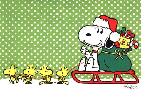 download snoopy and woodstock christmas wallpaper gallery. Black Bedroom Furniture Sets. Home Design Ideas