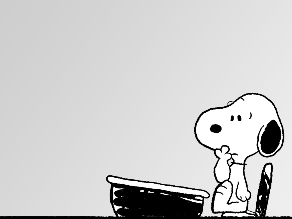 Snoopy Computer Wallpaper