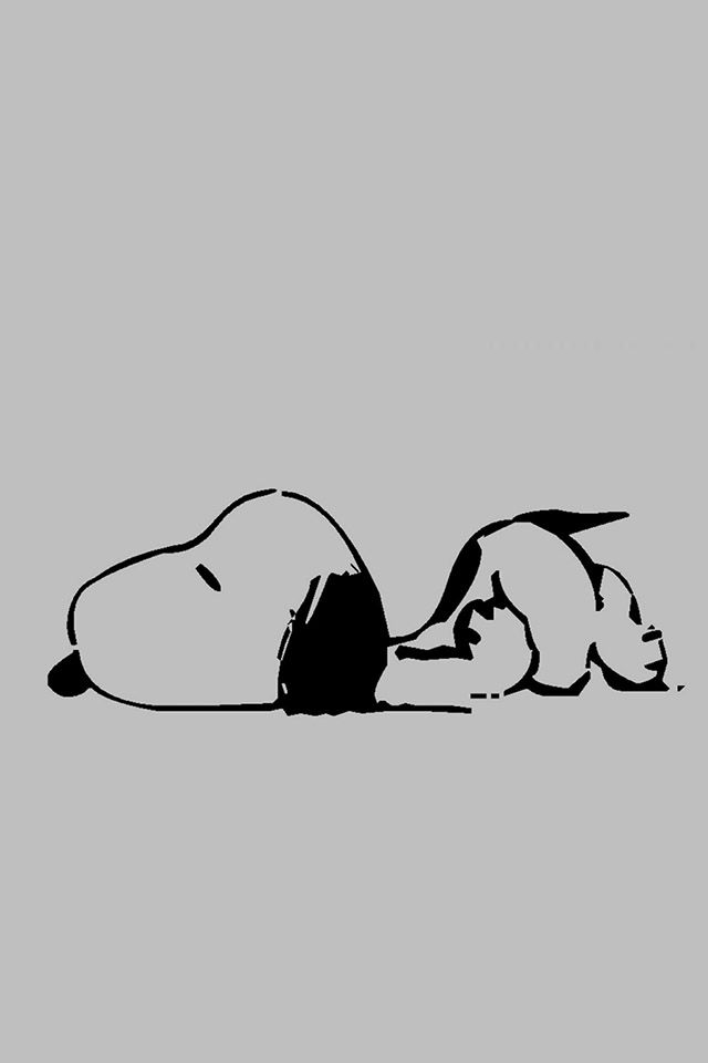 Snoopy Iphone Wallpaper