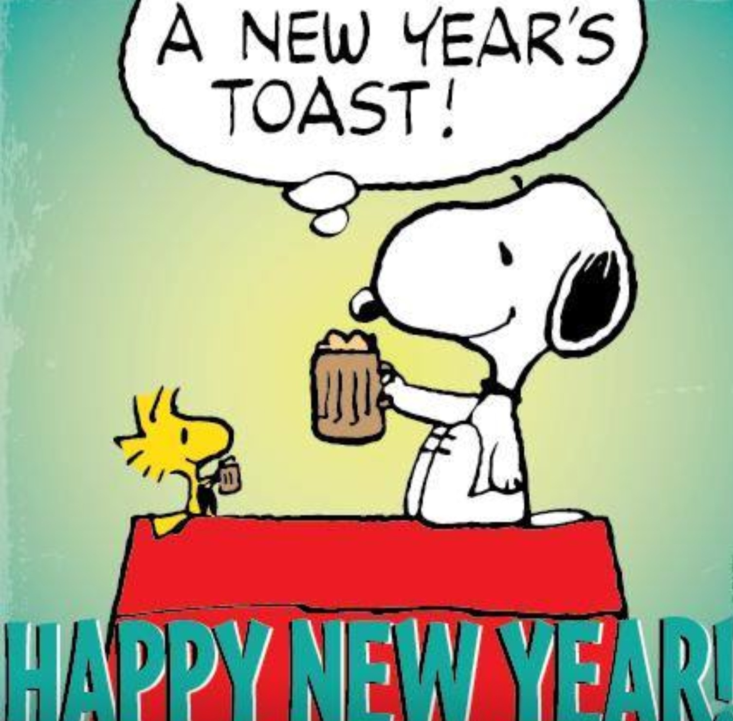 Happy New Year Charlie Brown Quotes: Download Snoopy New Year Wallpaper Gallery