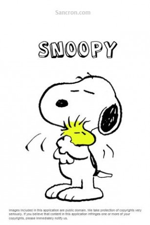 Download Snoopy Phone Wallpaper Gallery