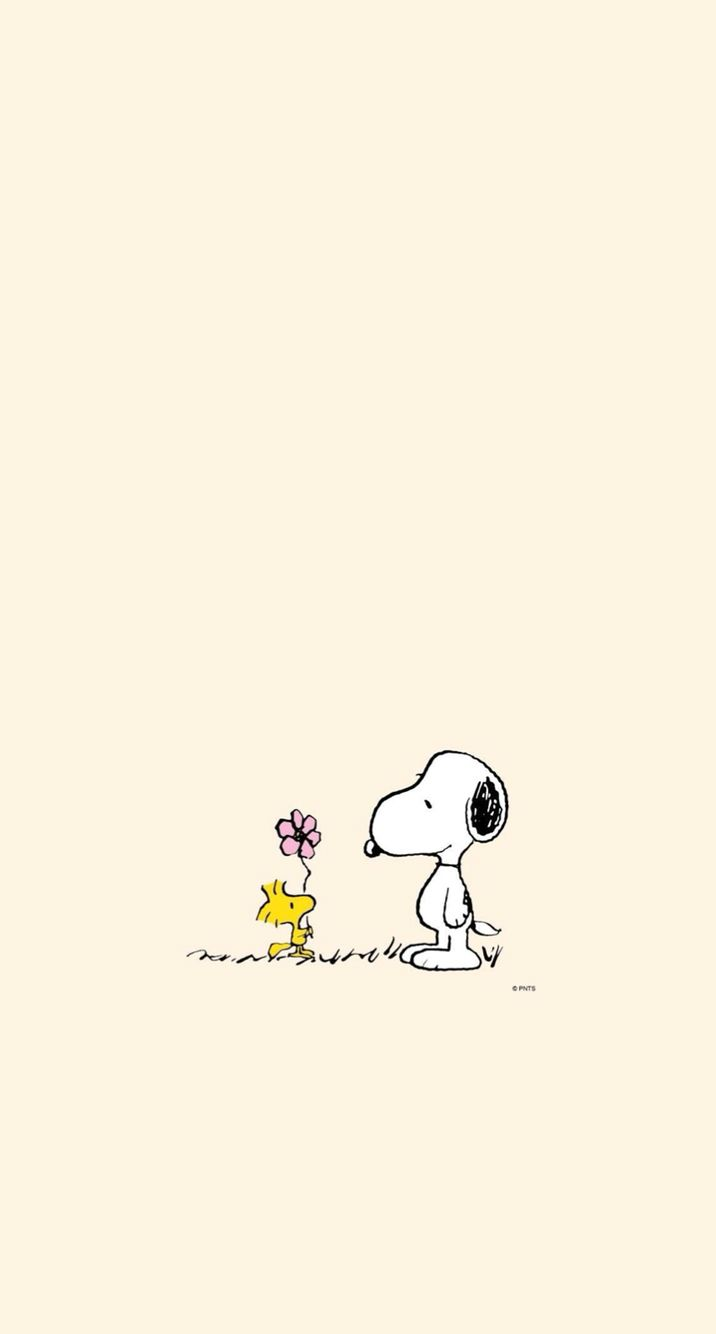 Snoopy Phone Wallpaper