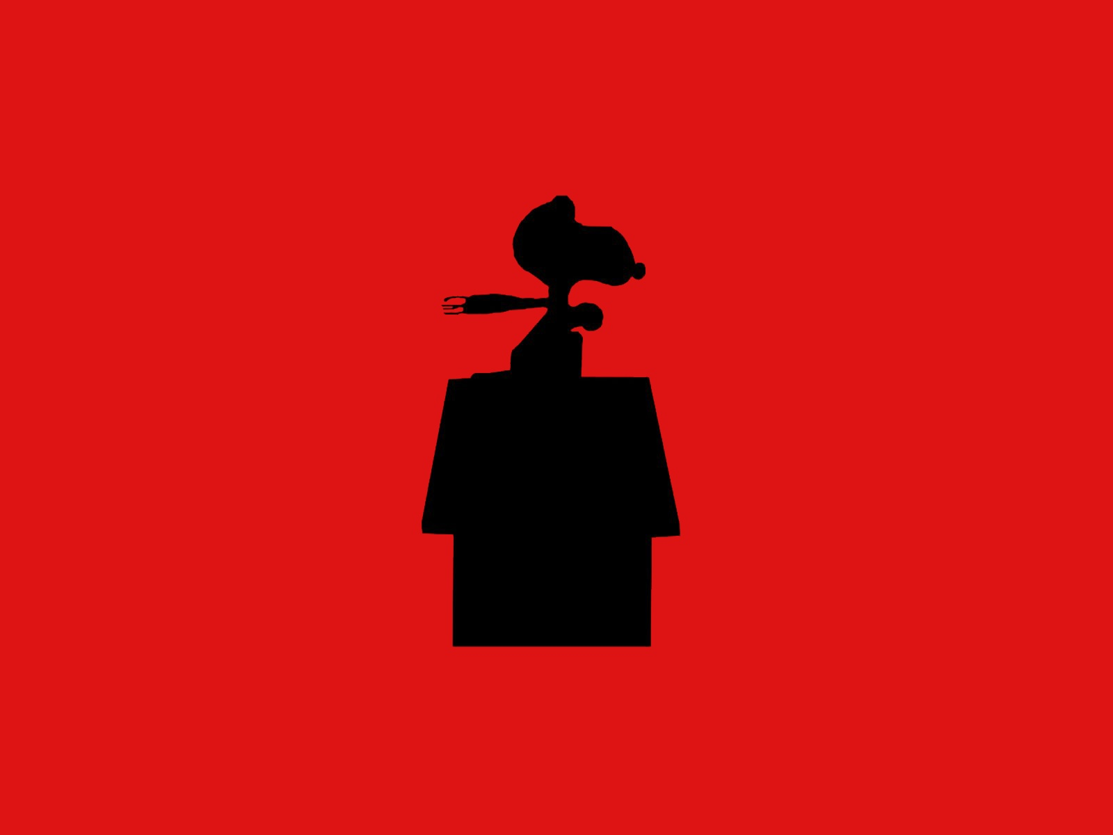 Snoopy Red Baron Wallpaper