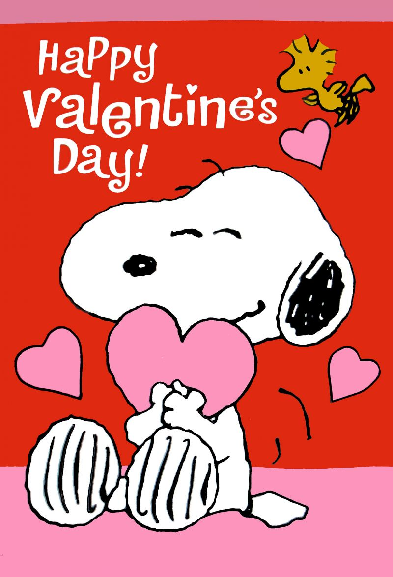 Download Snoopy Valentines Day Wallpaper Gallery