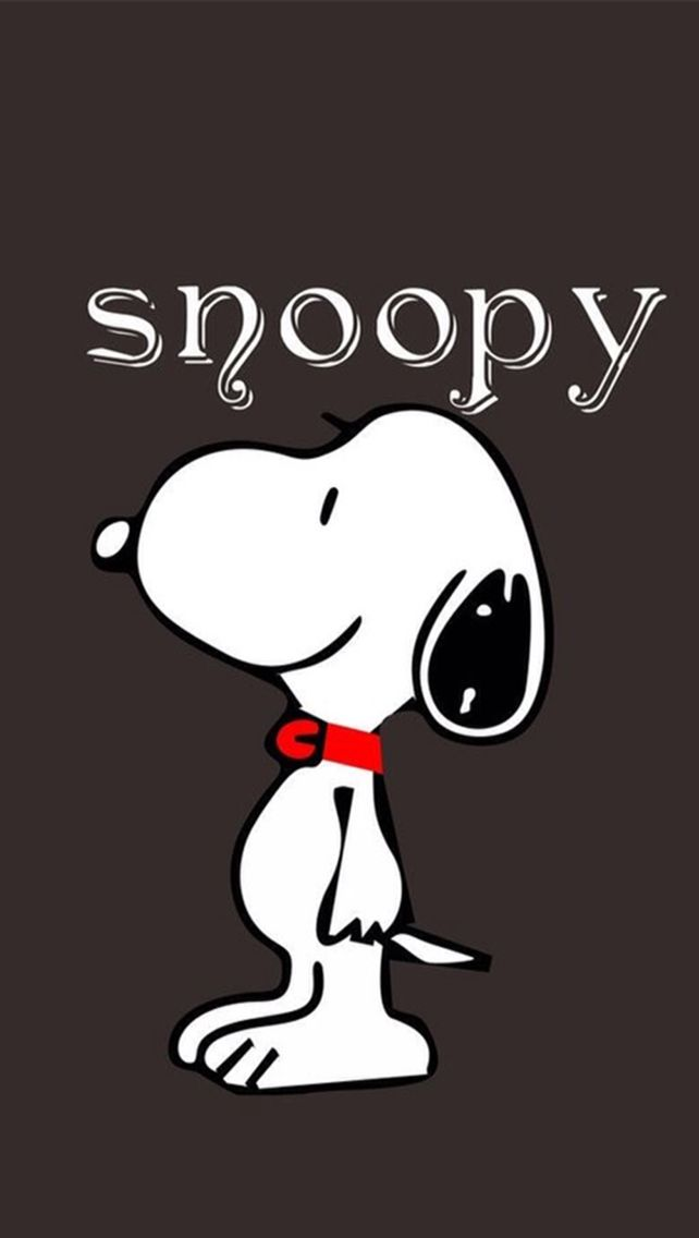 Snoopy Wallpaper For Iphone