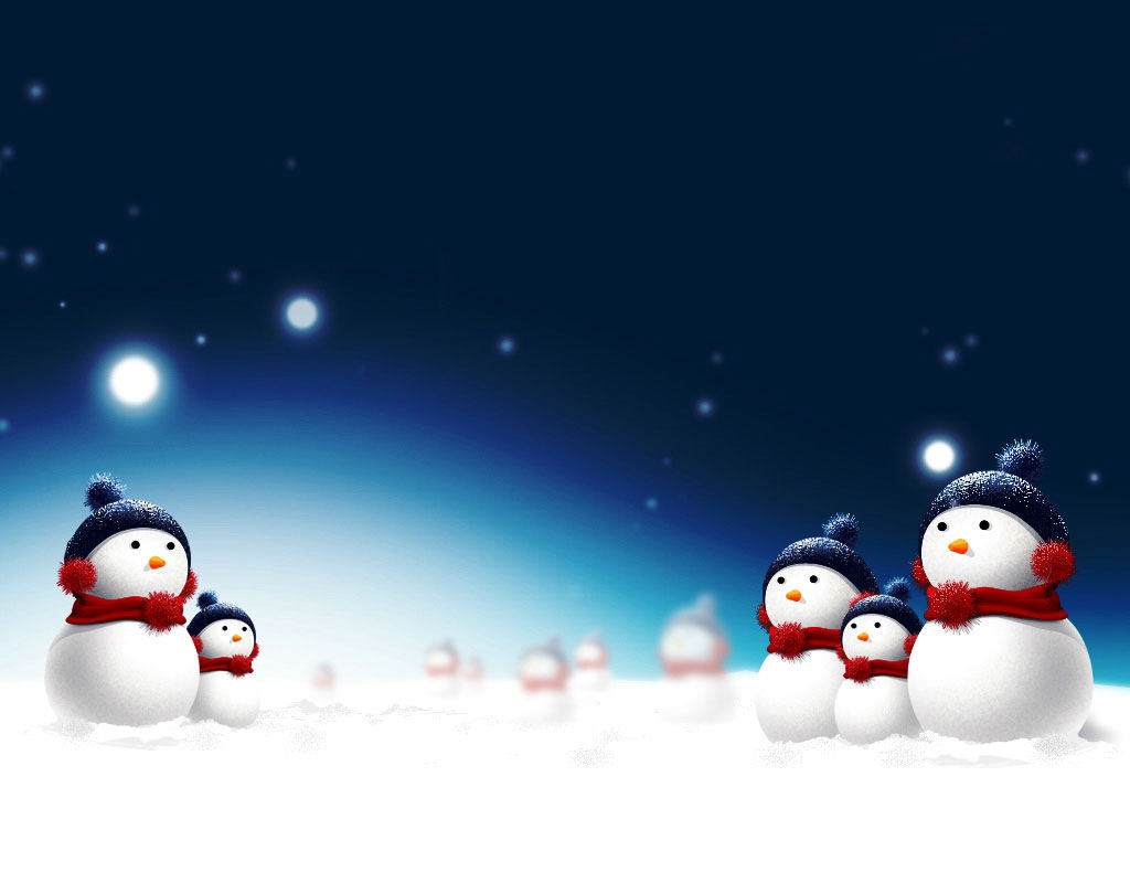 Snowman Wallpapers Free