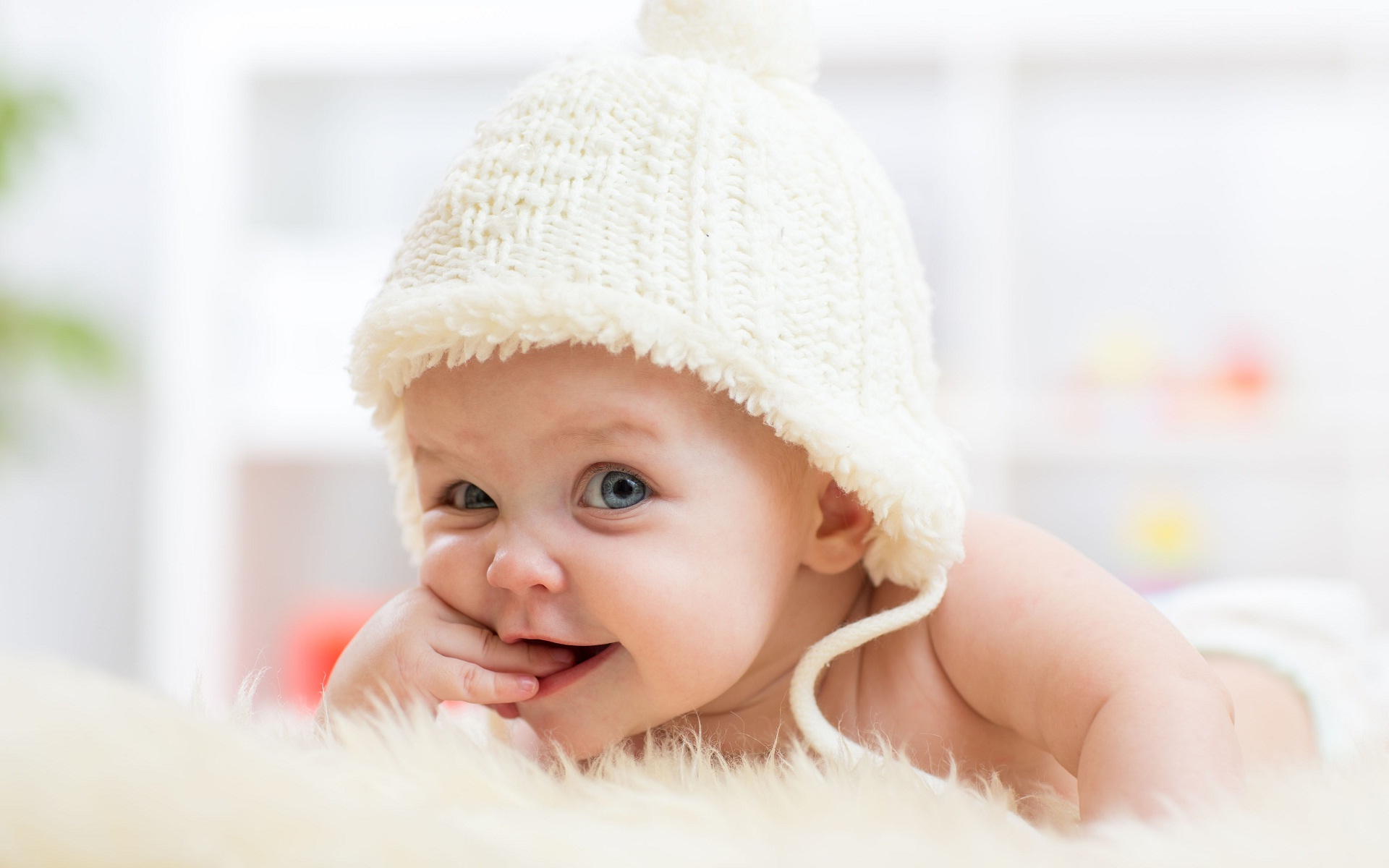 So Cute Baby Wallpapers