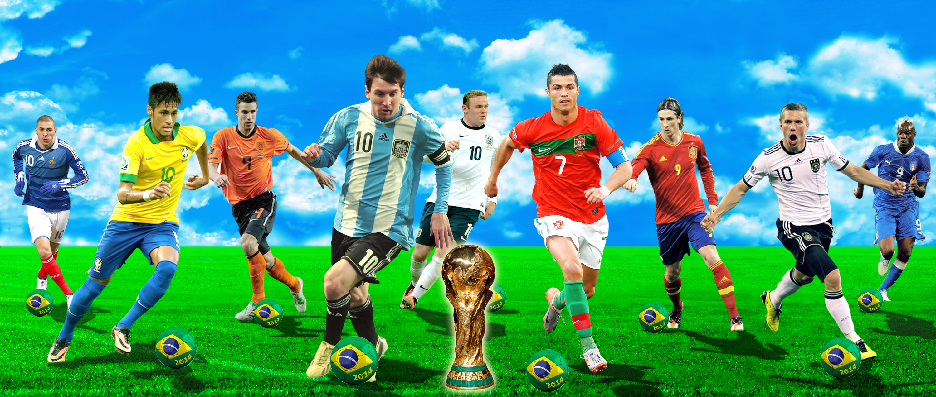 Soccer Player Wallpapers