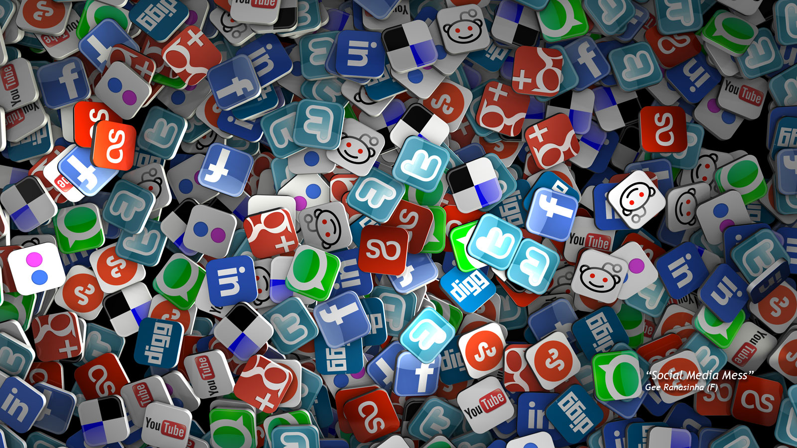 Download Social Networks Wallpaper Gallery