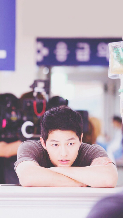 Song Joong Ki Wallpaper