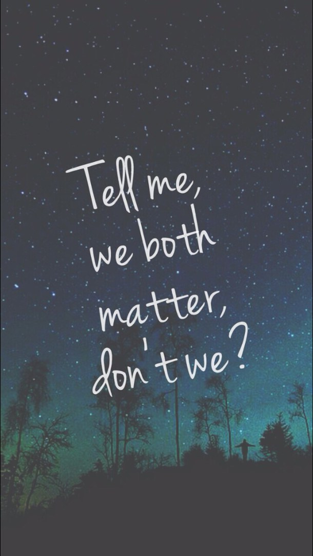 Song Lyric Wallpapers