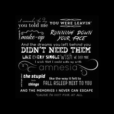 Song Lyrics Wallpapers