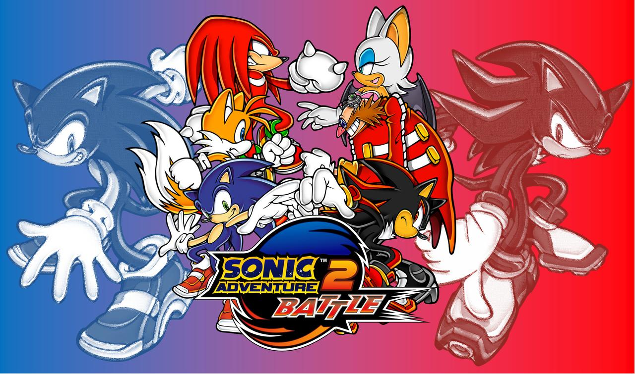 Sonic Adventure 2 Wallpaper