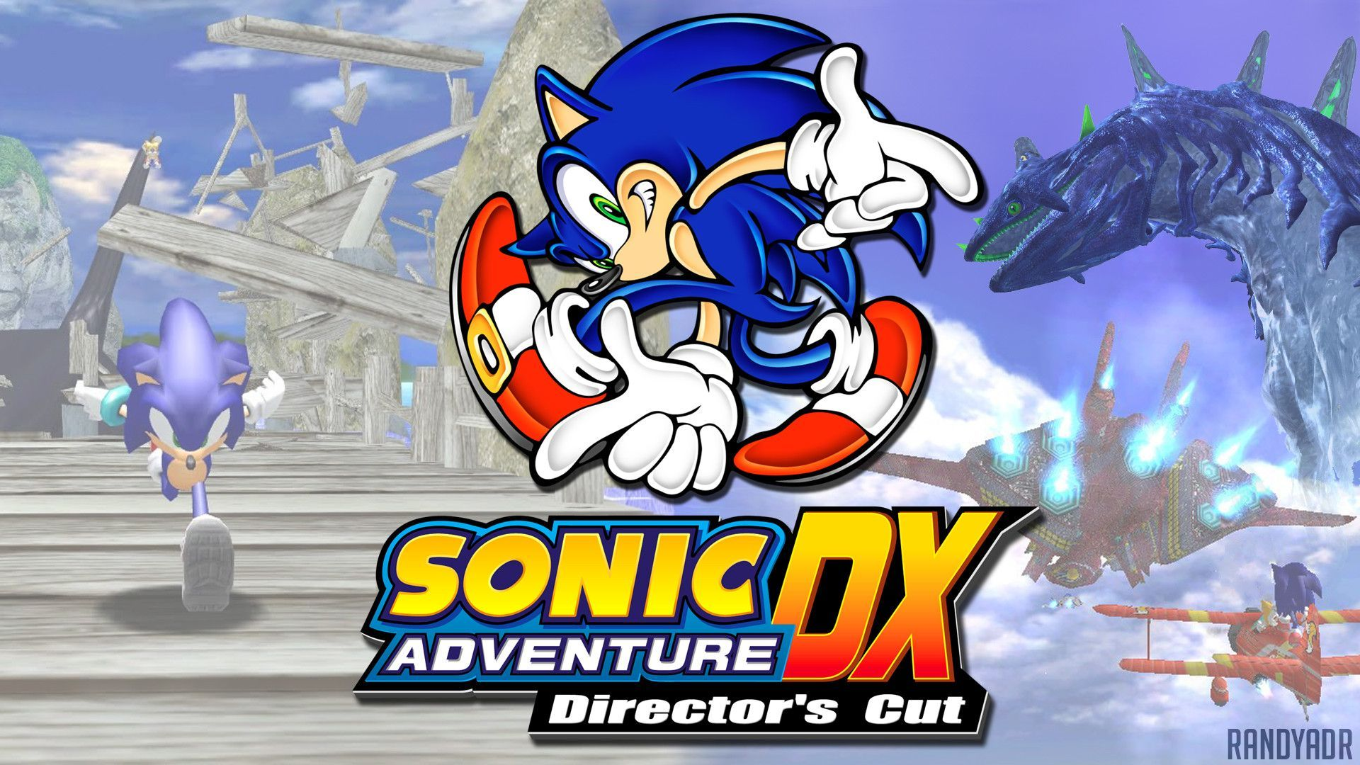 Sonic Adventure Wallpaper