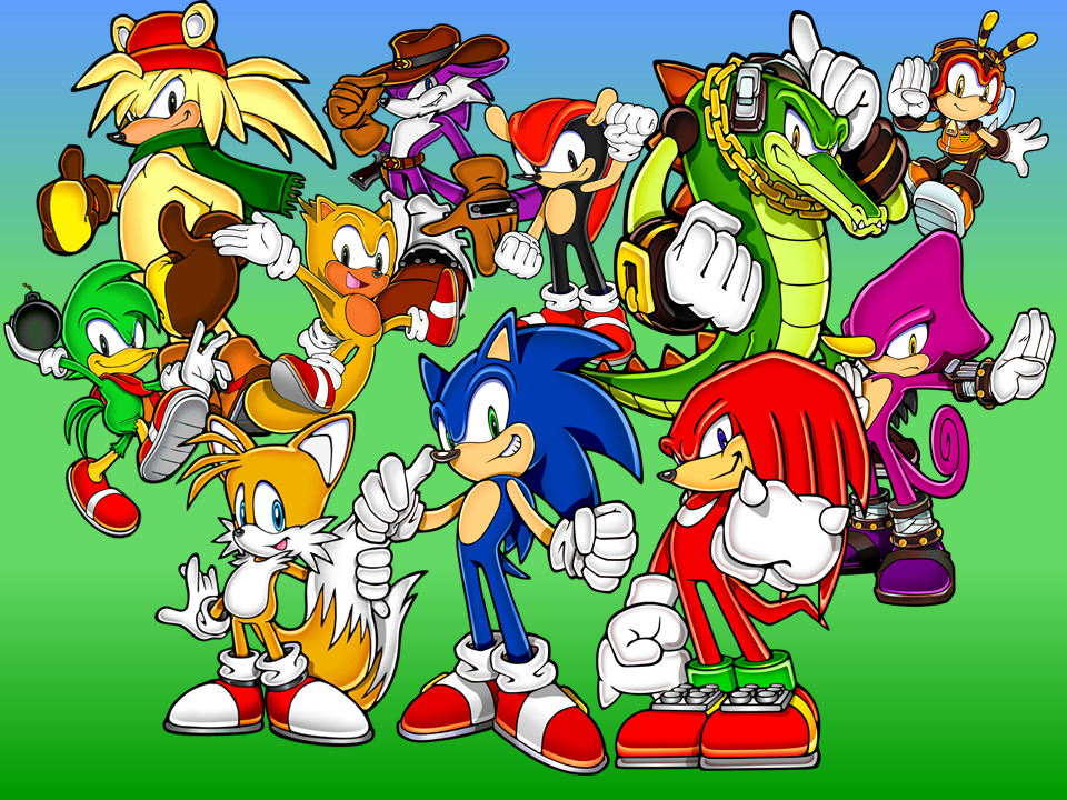 sonic advance 3 android