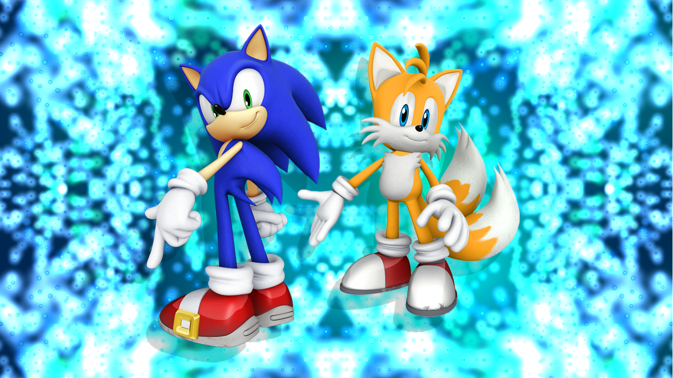 Download Sonic And Tails Wallpaper Gallery