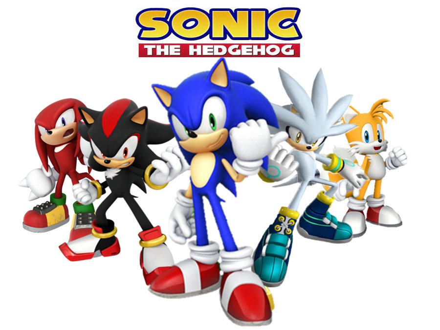 Sonic Character Wallpaper