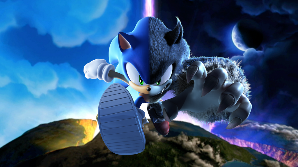 Download Sonic Unleashed Wallpaper Gallery