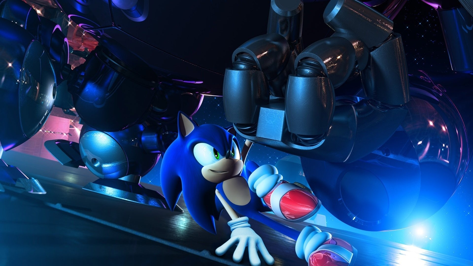 Sonic Unleashed Wallpapers