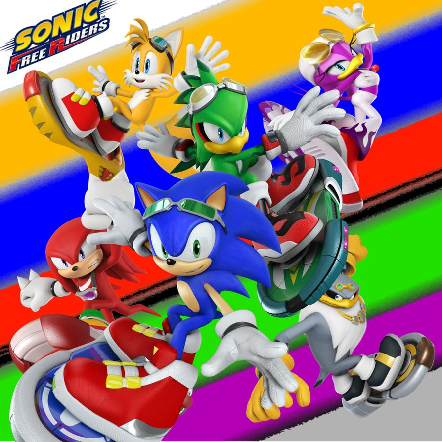 Sonic Wallpapers Free