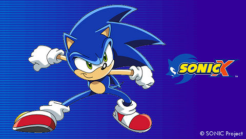 Sonic X Wallpapers