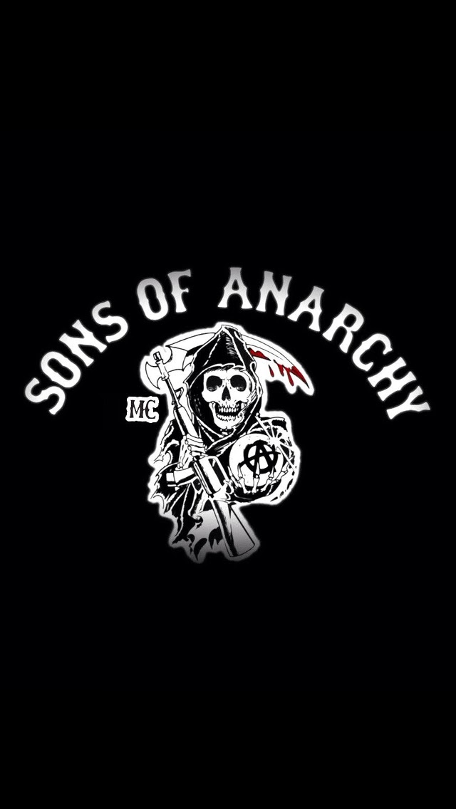 Sons Of Anarchy Iphone Wallpaper