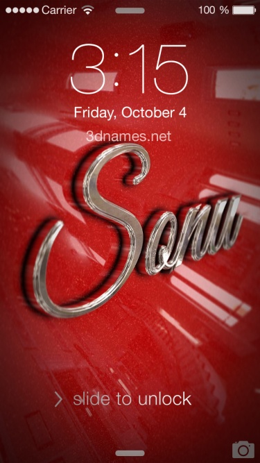 Download Sonu Name Logo Wallpaper Gallery