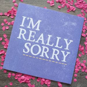 Sorry Wallpapers For Best Friend