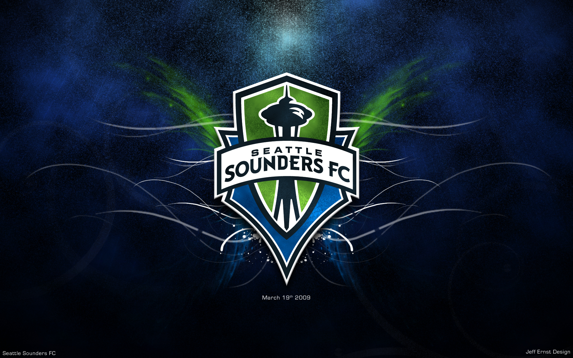Sounders Wallpaper