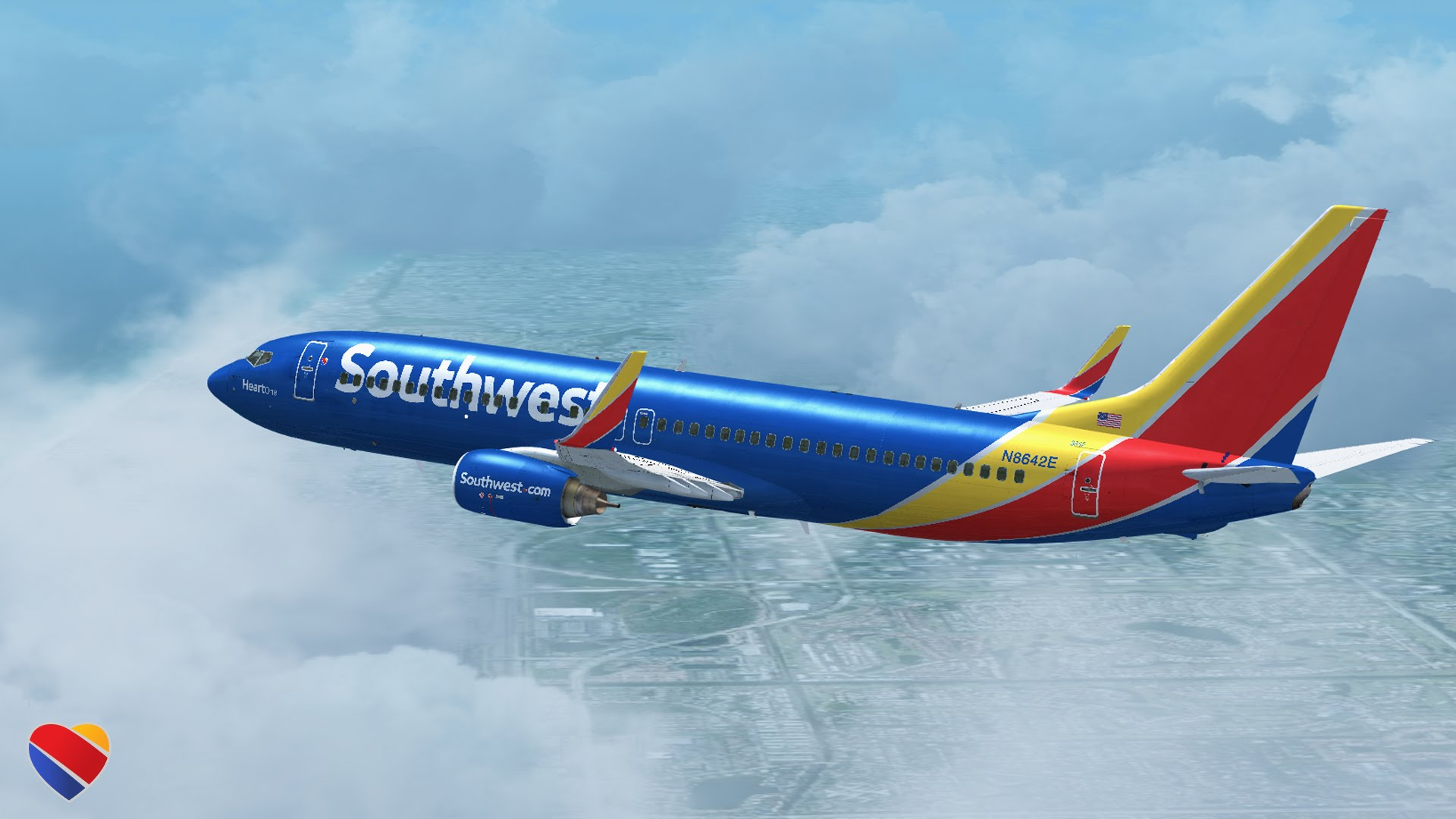 Download Southwest Airlines Wallpaper Gallery HD Wallpapers Download Free Images Wallpaper [1000image.com]