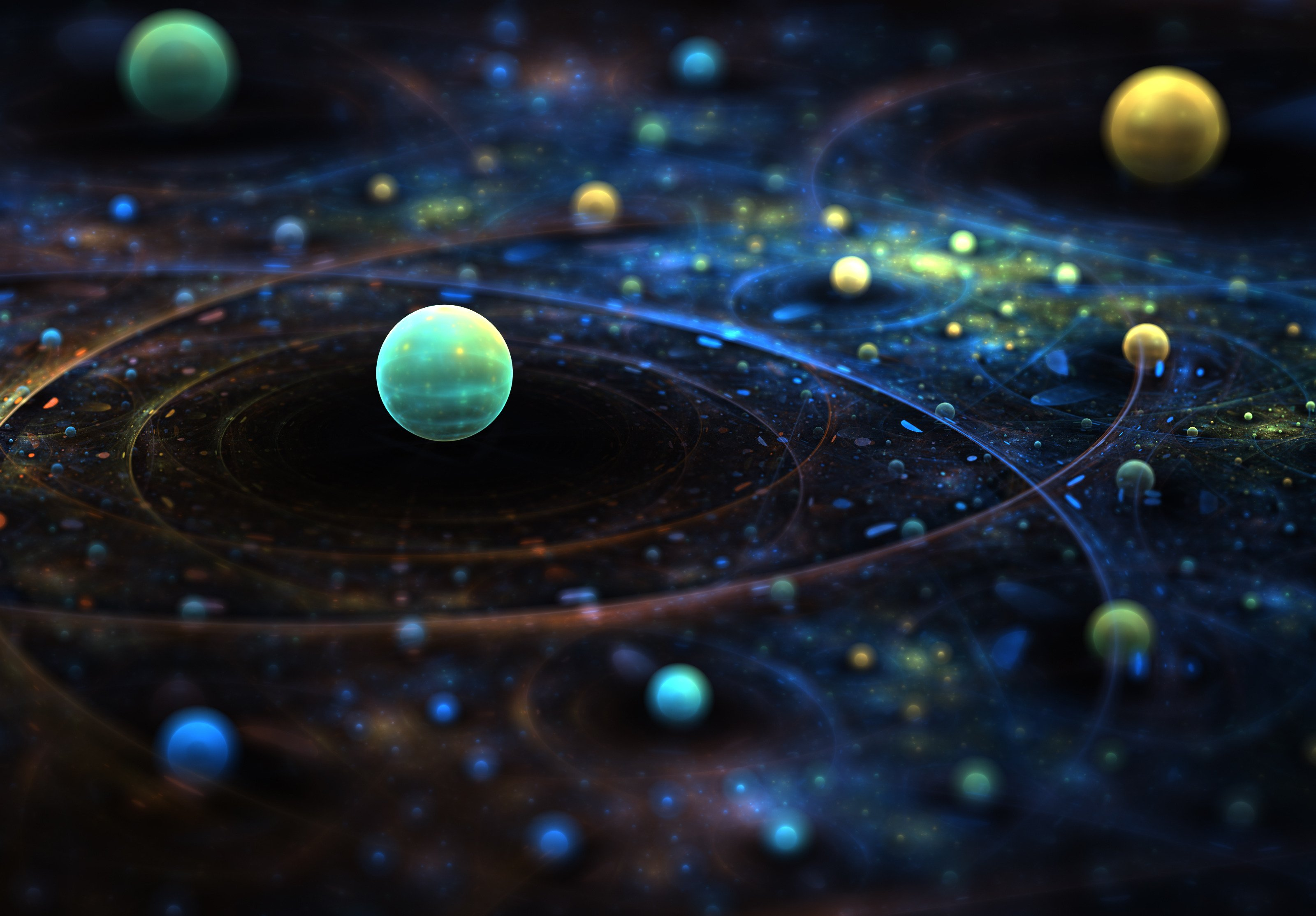 Space 3D Wallpapers