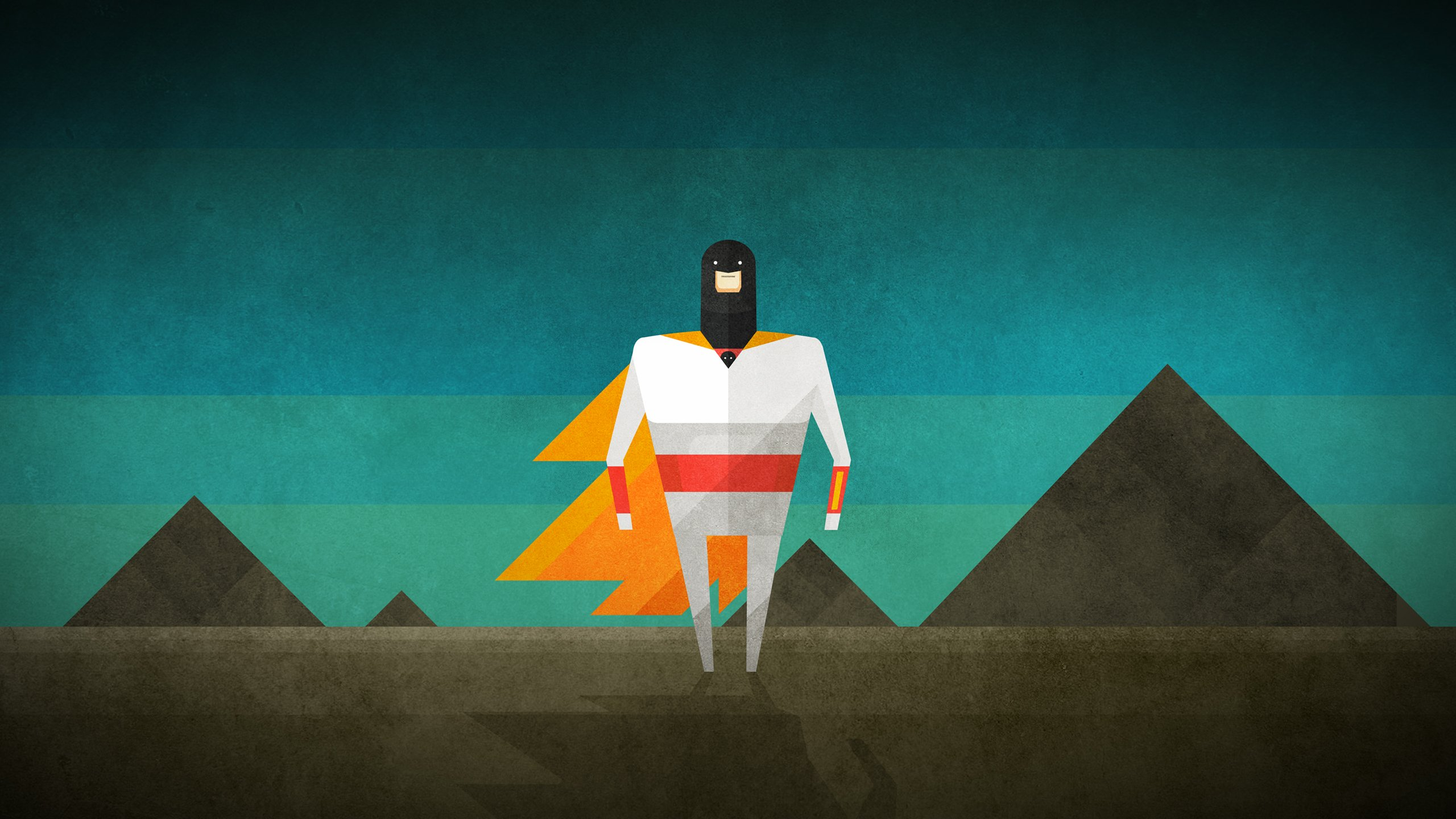 Space Ghost Wallpaper